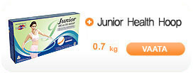 Junior Health Hoop